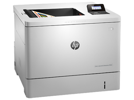 HP Color LaserJet Enterprise série M552